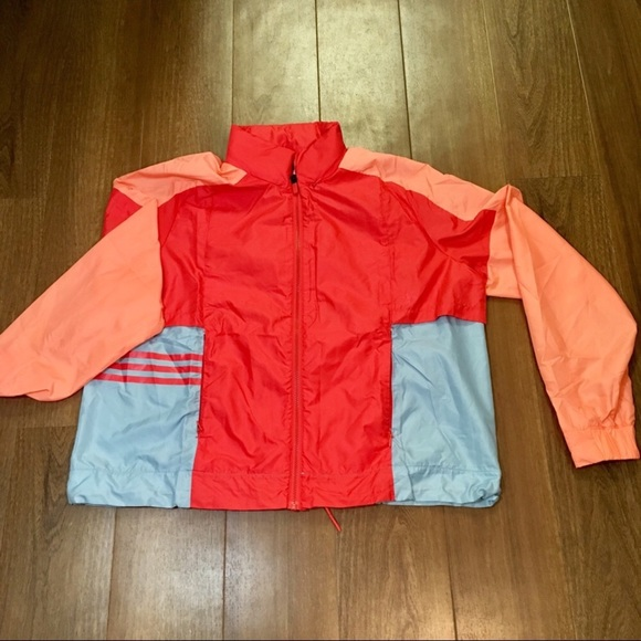72c6afc444fd NWT adidas Women s ID Woven Shell Jacket